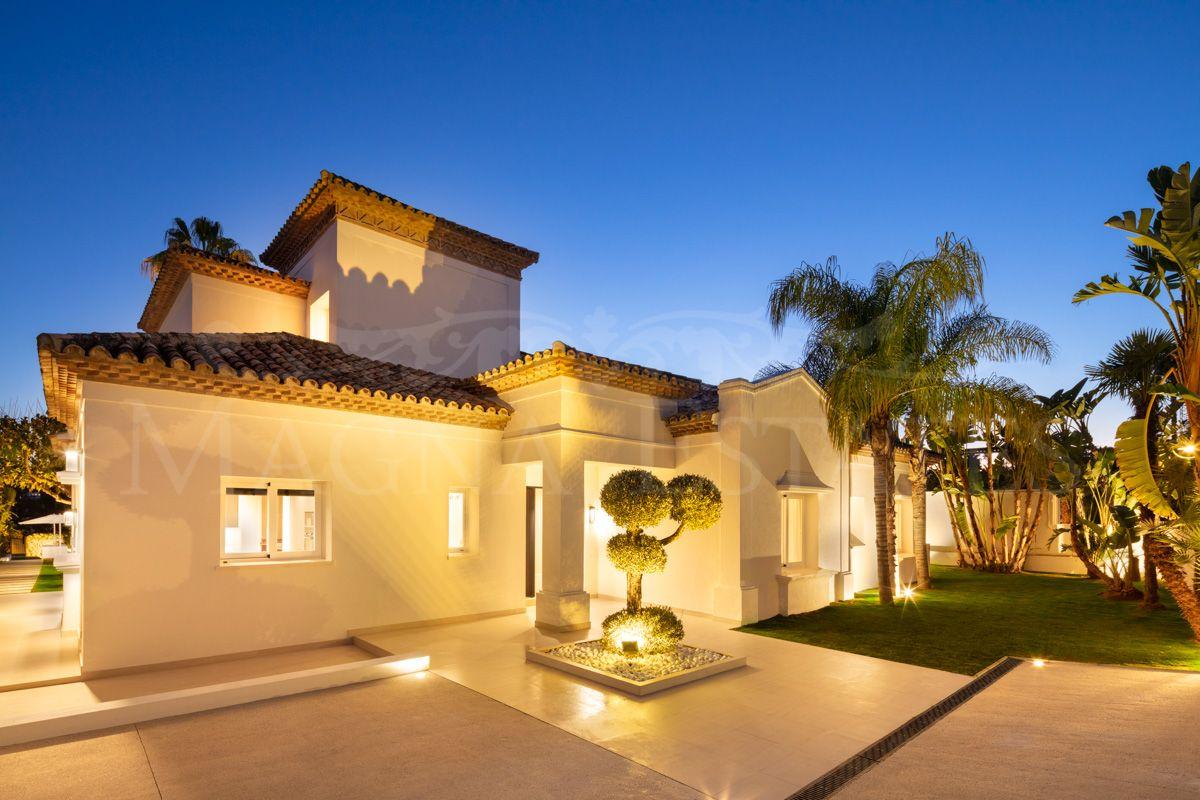 Fully renovated villa in La Cerquilla, Nueva Andalucía, Marbella