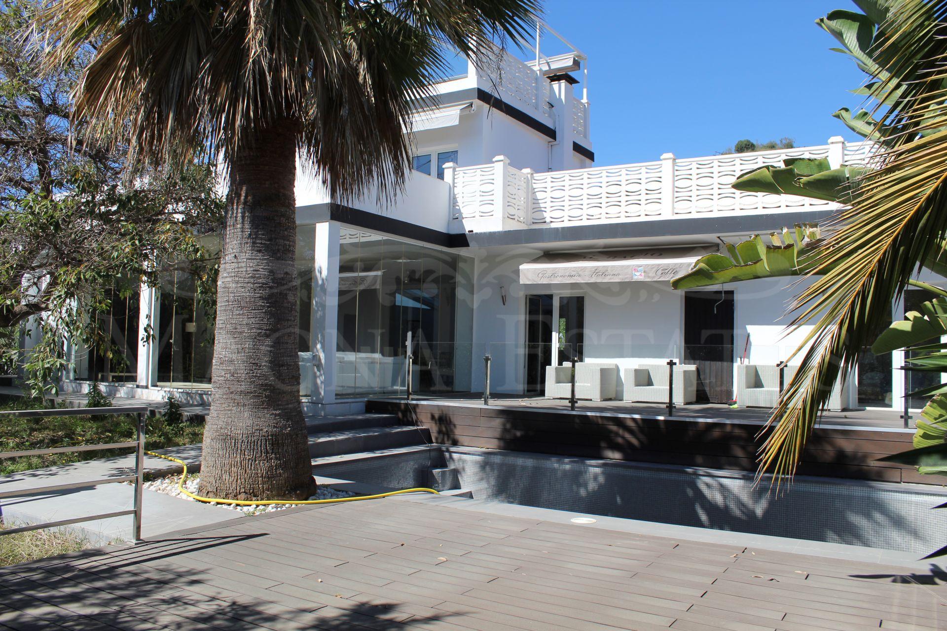 Newly renovated villa in Nueva Andalucía