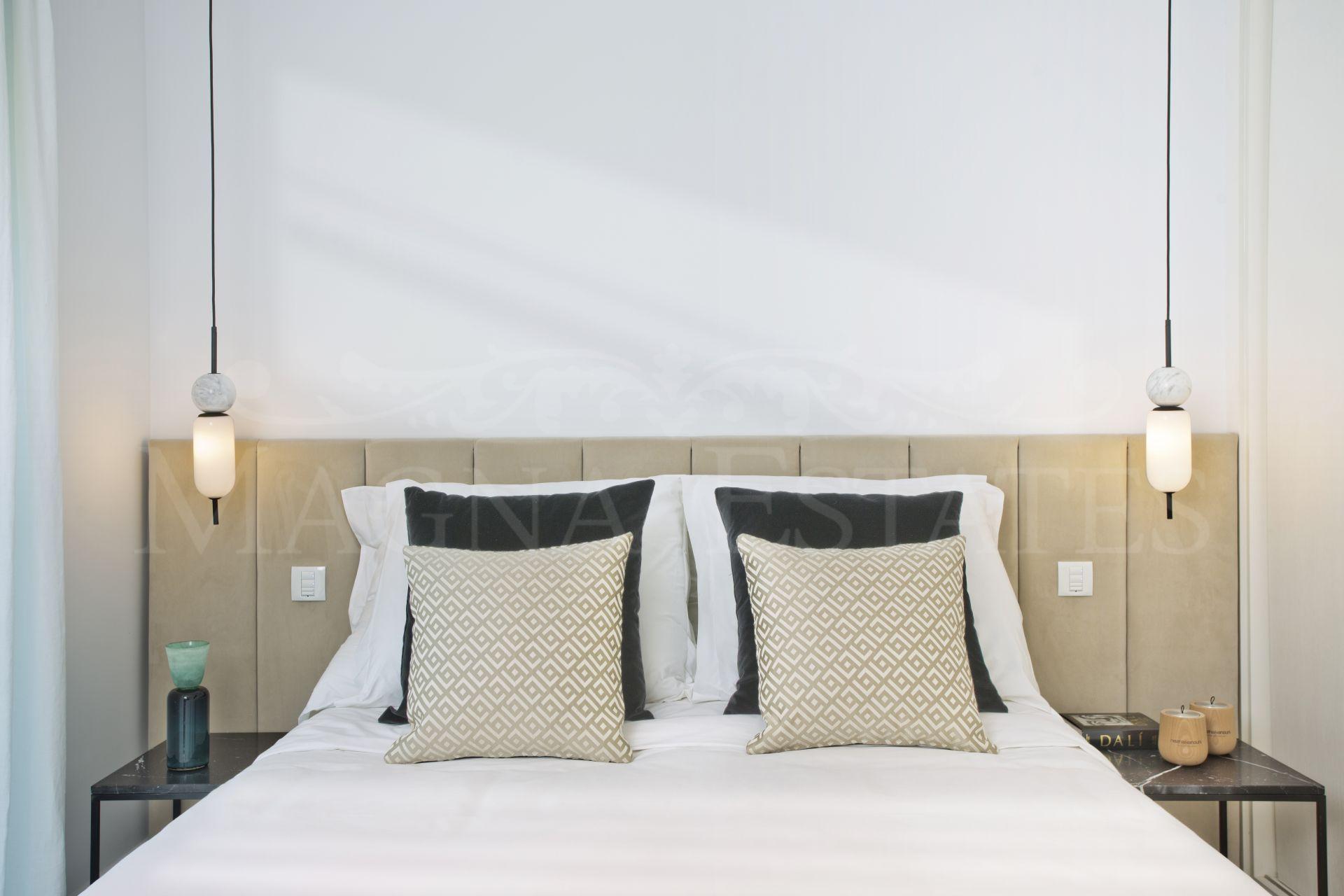 Preciosa y exclusiva villa recién reformada en Nueva Andalucía