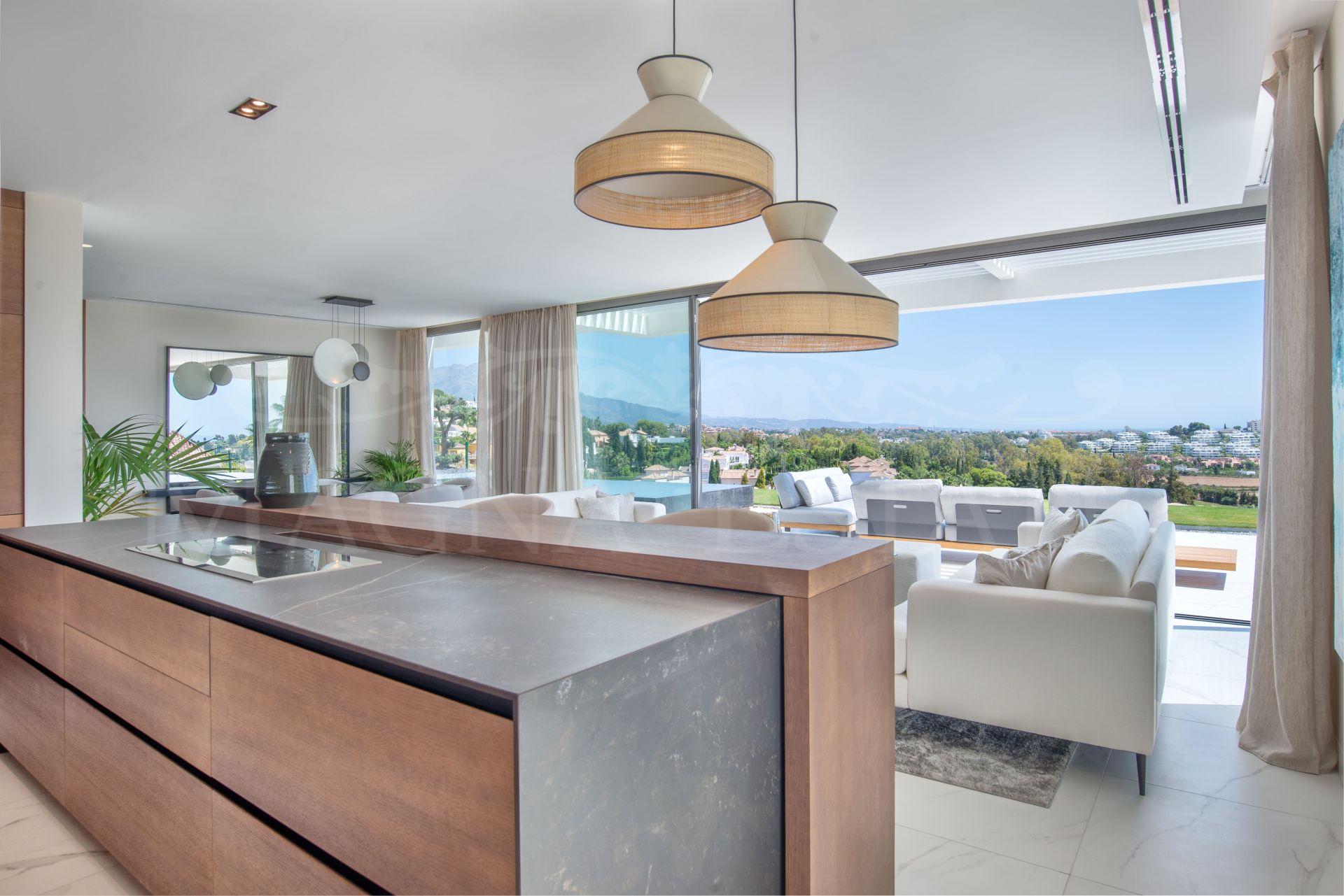 Brand new apartment in Mirador del Paraíso, Benahavís