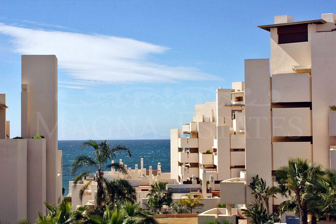 Ático dúplex de 3 dormitorios en primera línea de playa