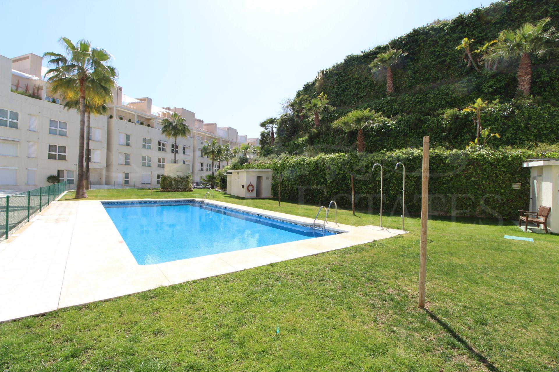3 bedroom apartment with panoramic views of Las Brisas Golf, La Concha mountain and the sea in Nueva Andalucia, Marbella.