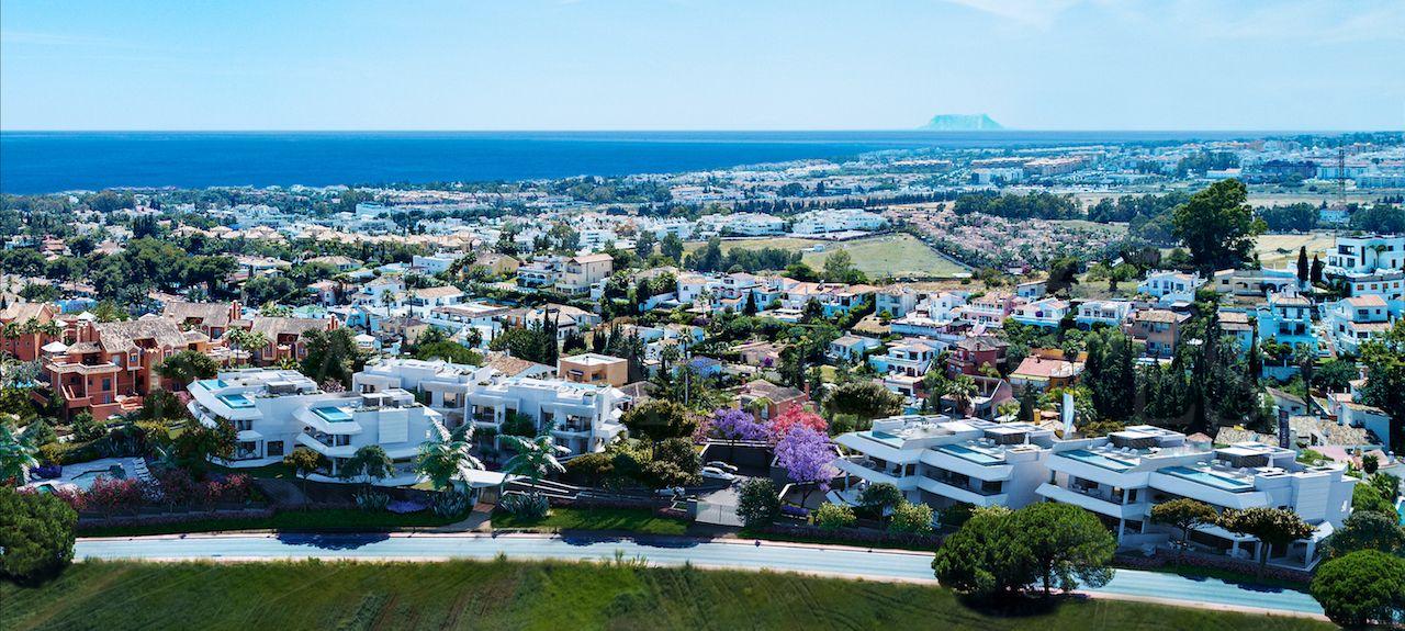Newly built villas in Nueva Andalucía - Puerto Banús