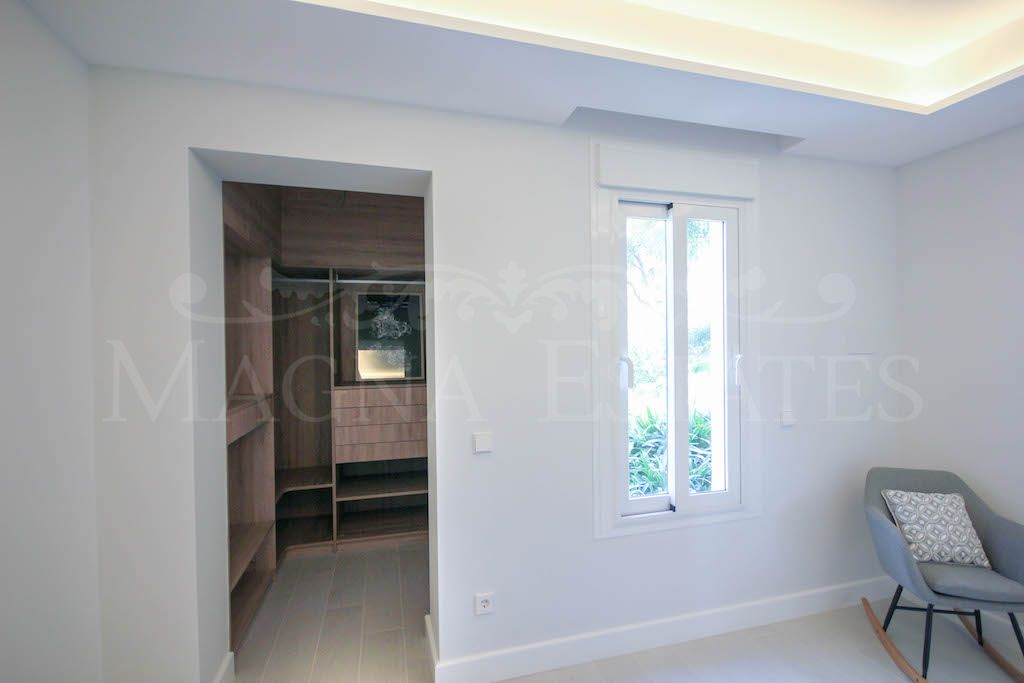 Beautiful apartment completely renovated in Alcores del Golf, Nueva Andalucía