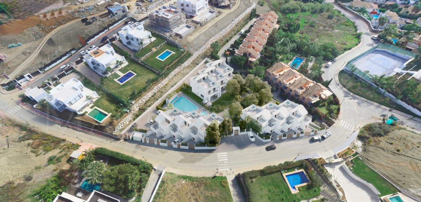 Luxurious brand new townhouse in Nueva Andalucía