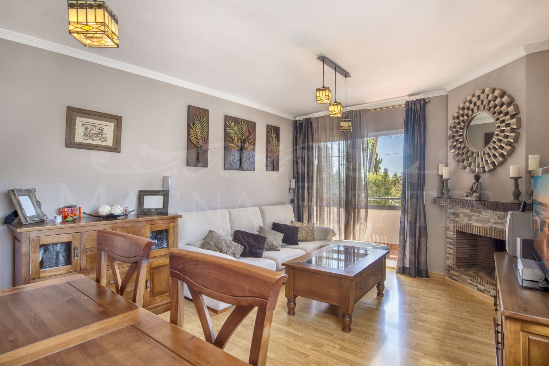 Apartment in Nueva Andalucía, renovated at a very good price