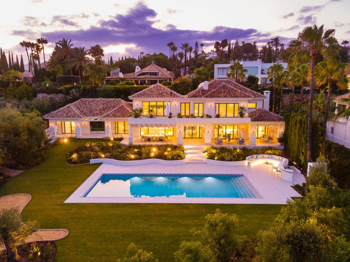 Villa zu verkaufen in La Cerquilla, Nueva Andalucia