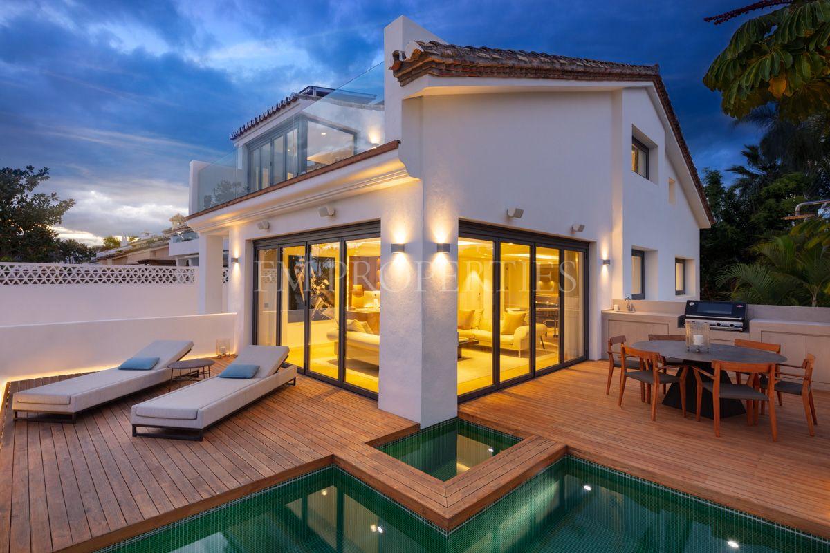 Villa zu verkaufen in Puente Romano, Marbella Goldene Meile