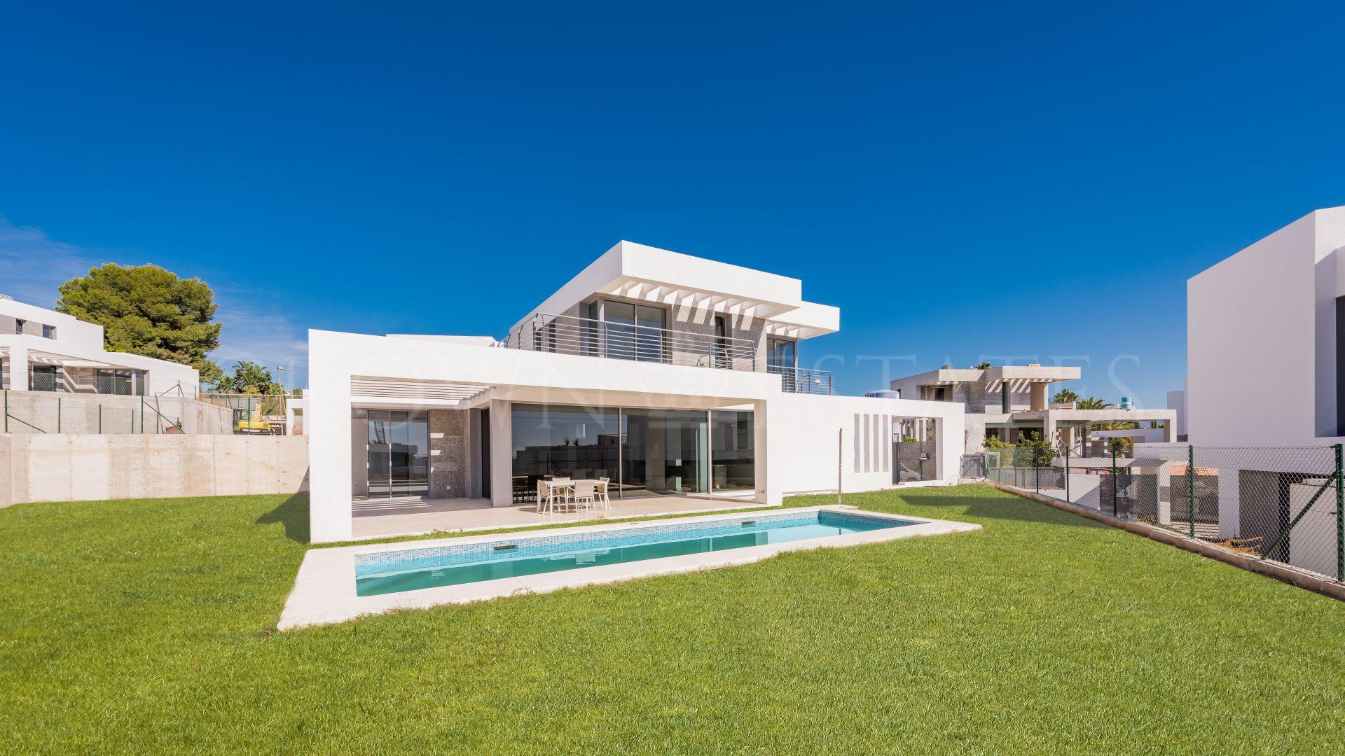 Exclusive private complex of Villas with Sea Views.