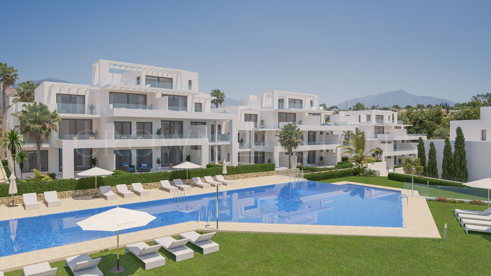 Exclusive Apartments surrounded by a World of Services