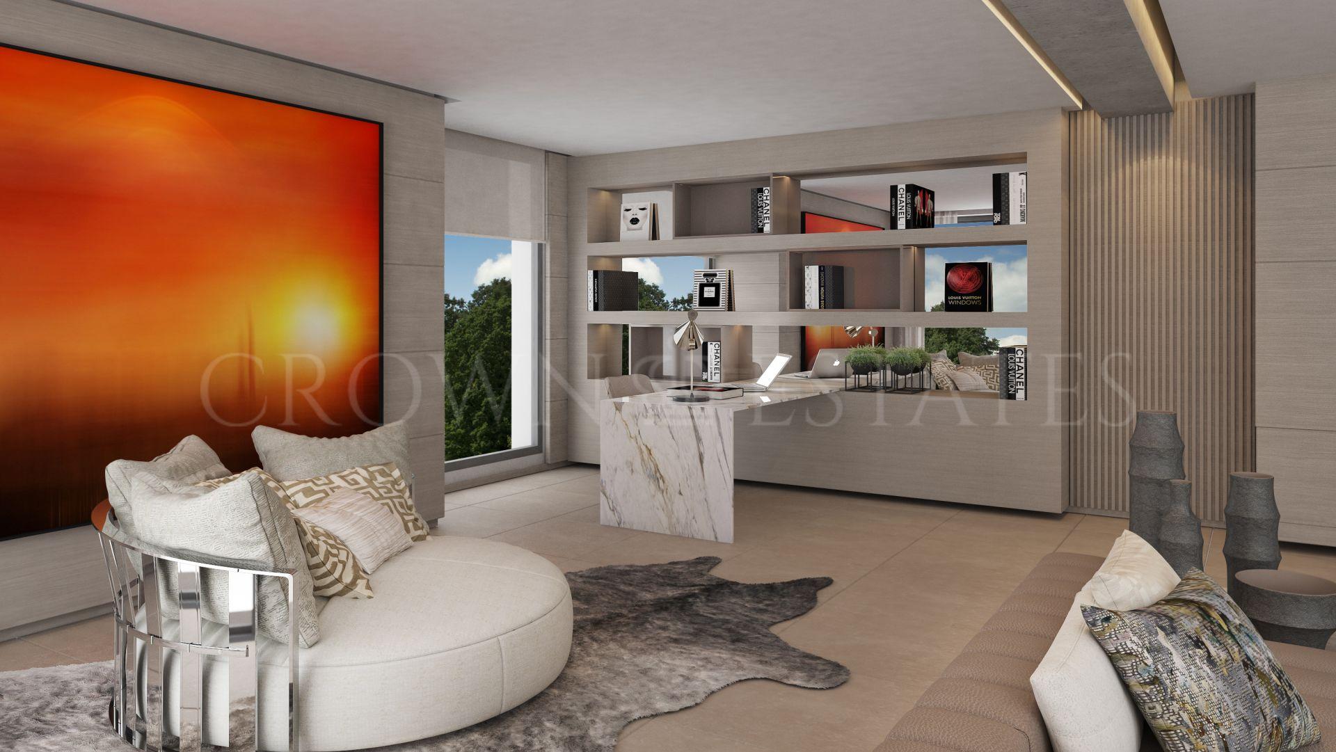 Light Blue Villas new luxury modern villas development in estepona