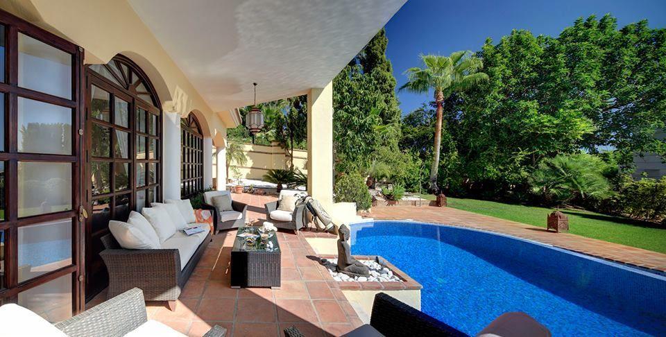Villa for rent in La Quinta Golf, Benahavis