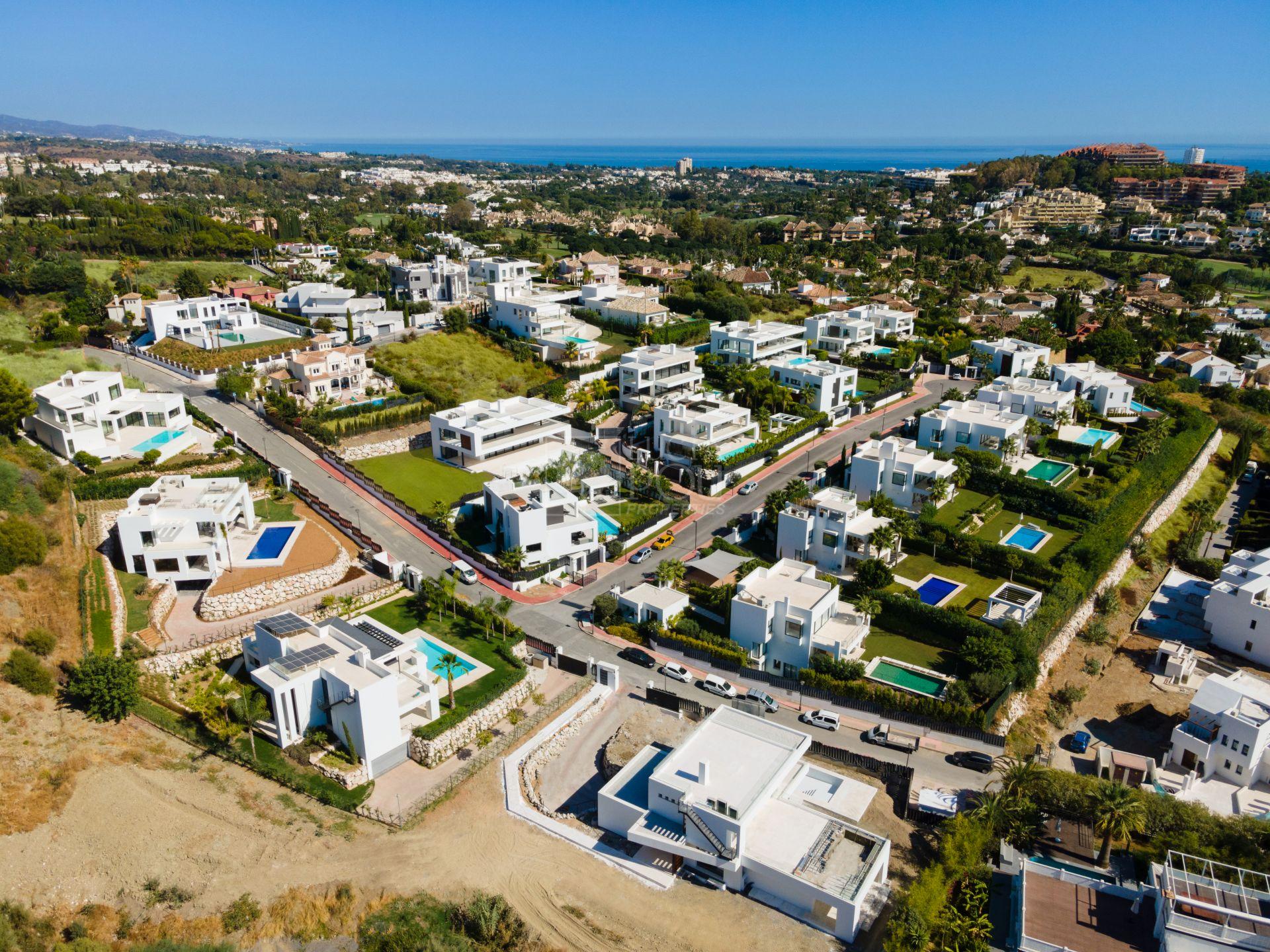 Promoción en Los Olivos, Nueva Andalucia, Marbella