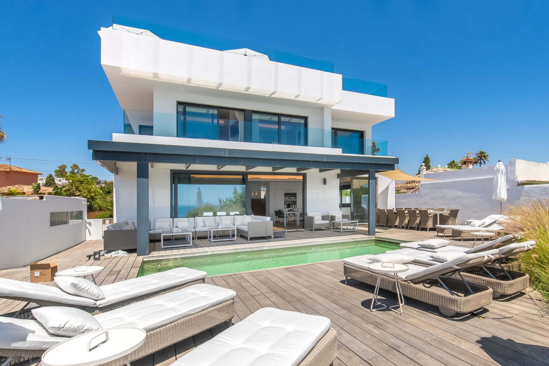Villa for sale in Costabella, Marbella East, Marbella