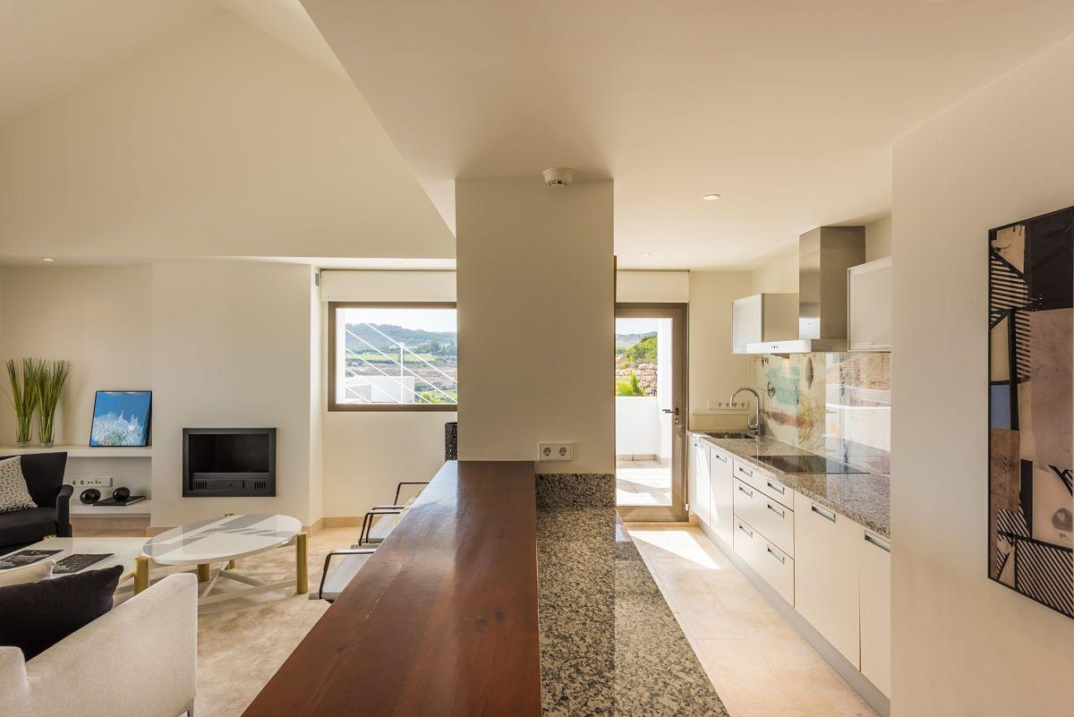 Apartment  in Las Terrazas de Cortesín, Casares