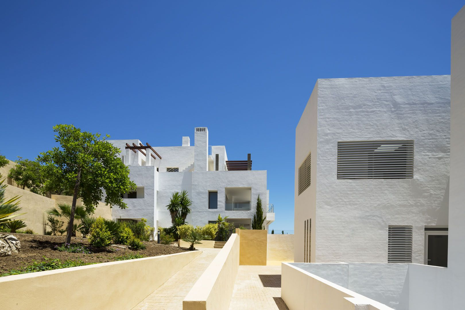 Ground Floor Apartment  in Las Terrazas de Cortesín, Casares