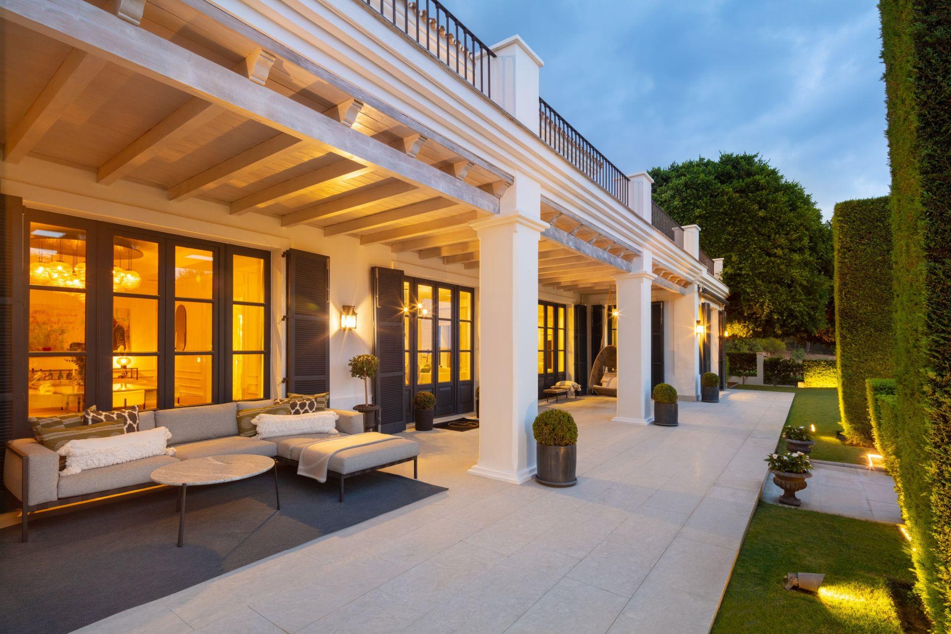 Villa  in Los Picos, Marbella Golden Mile, Marbella
