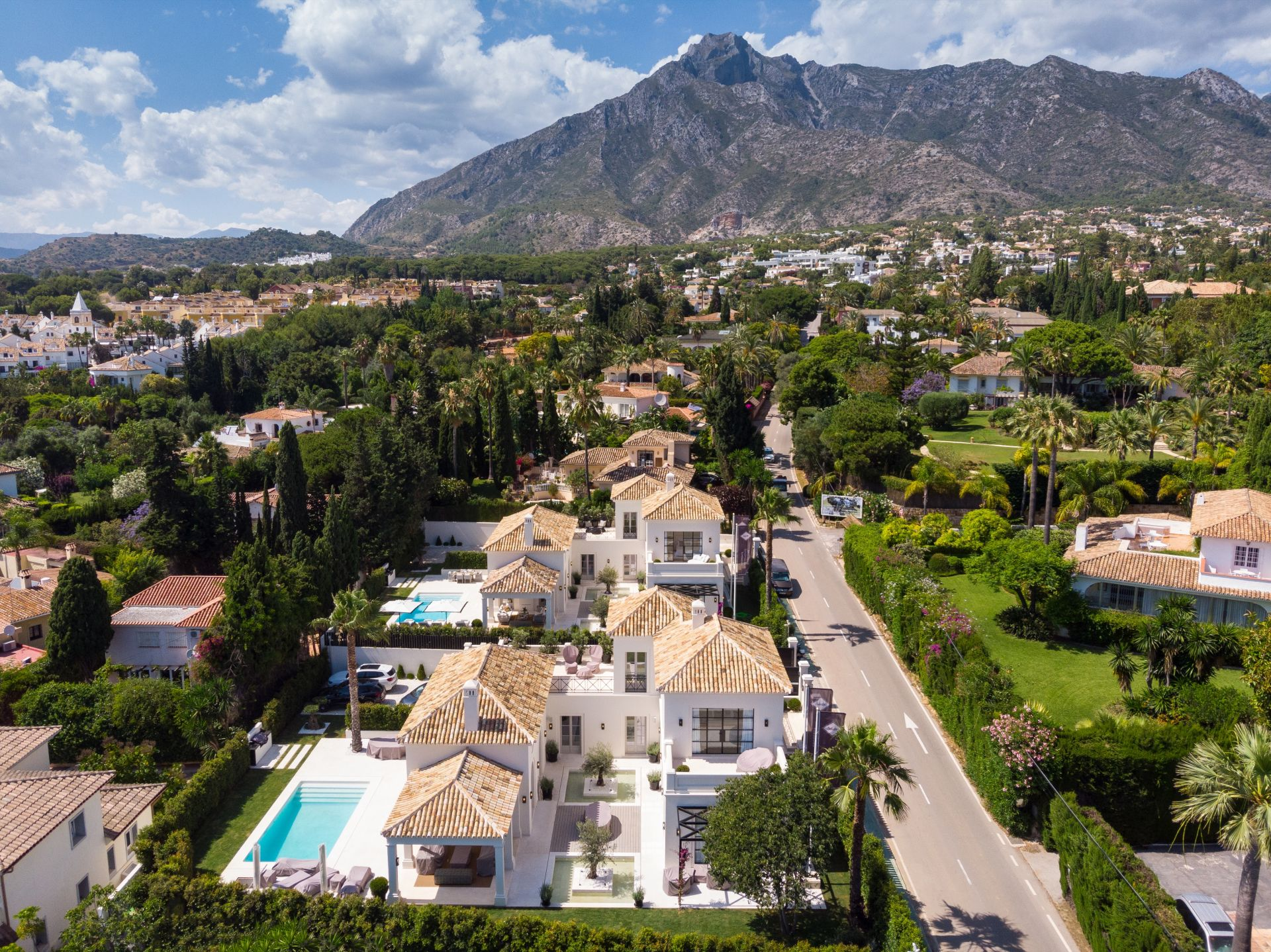 Villa  in Marbella Golden Mile, Marbella