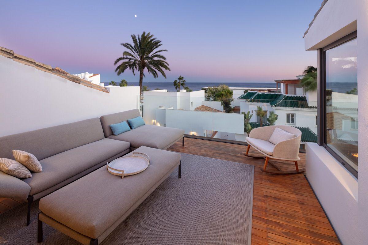 Semi Detached Villa  in Puente Romano, Marbella Golden Mile, Marbella