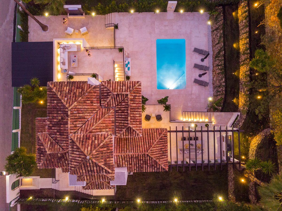 Villa  in Los Naranjos Hill Club, Nueva Andalucia, Marbella