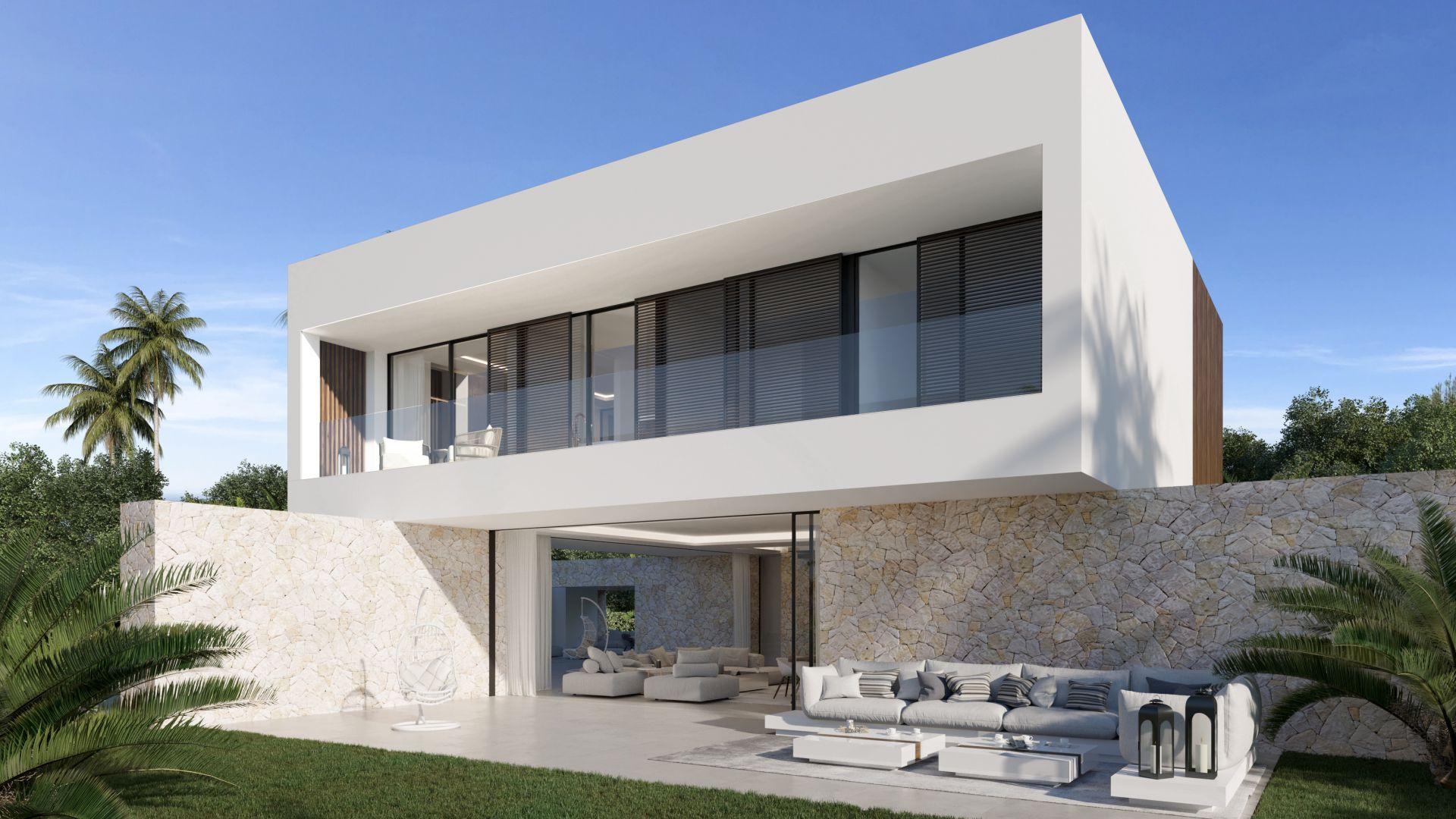 Villa  in Cortijo Blanco, San Pedro de Alcantara