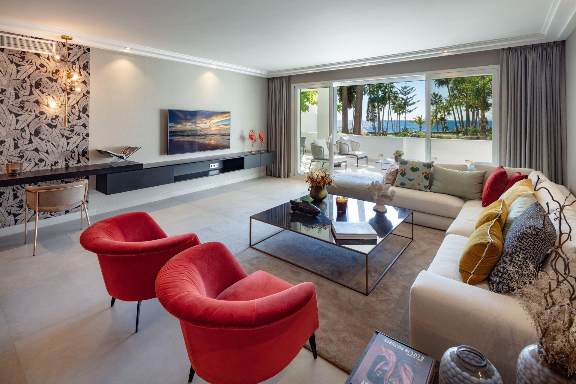 Apartment  in Puente Romano, Marbella Golden Mile, Marbella
