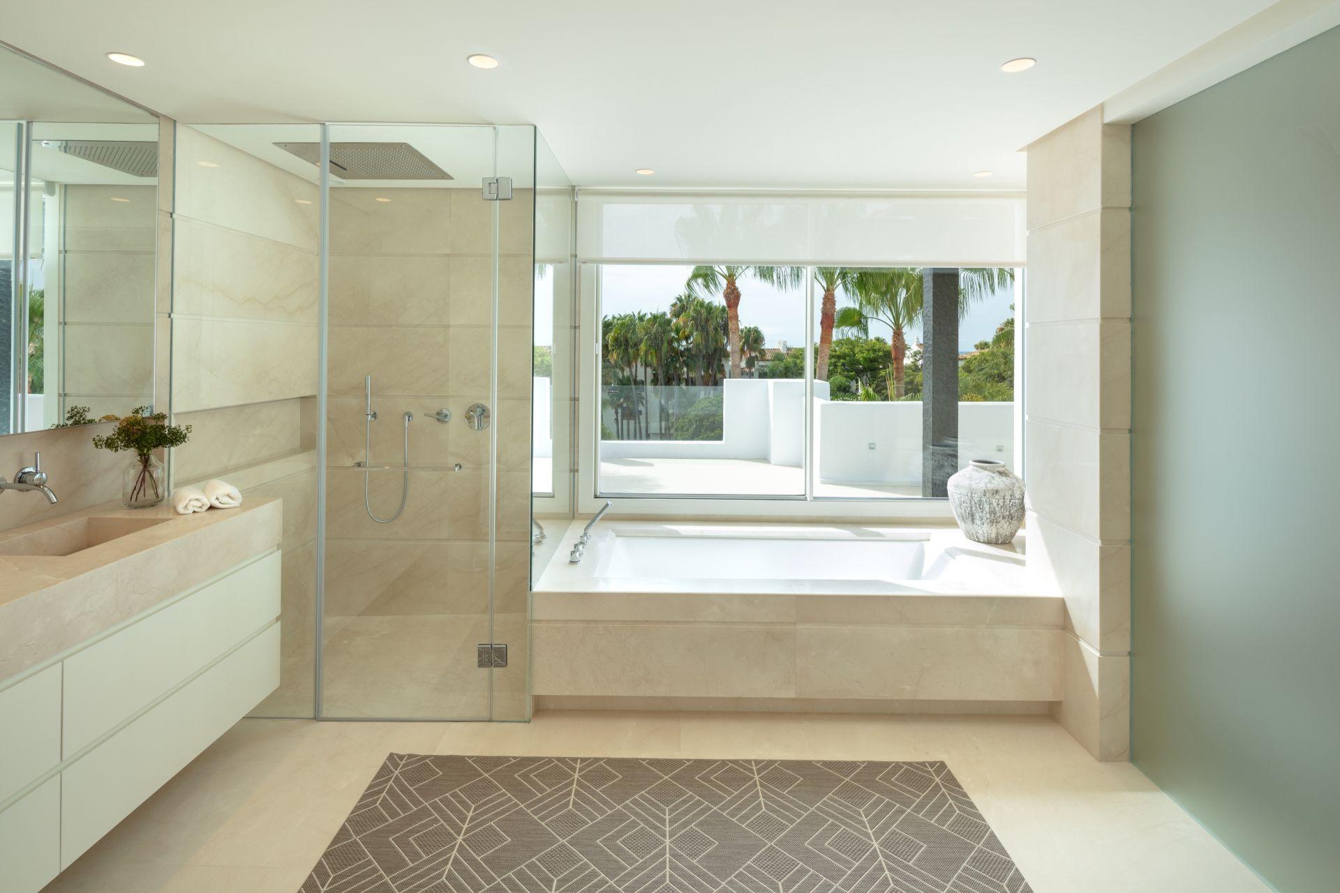Duplex Penthouse  in Marina de Puente Romano, Marbella Golden Mile, Marbella