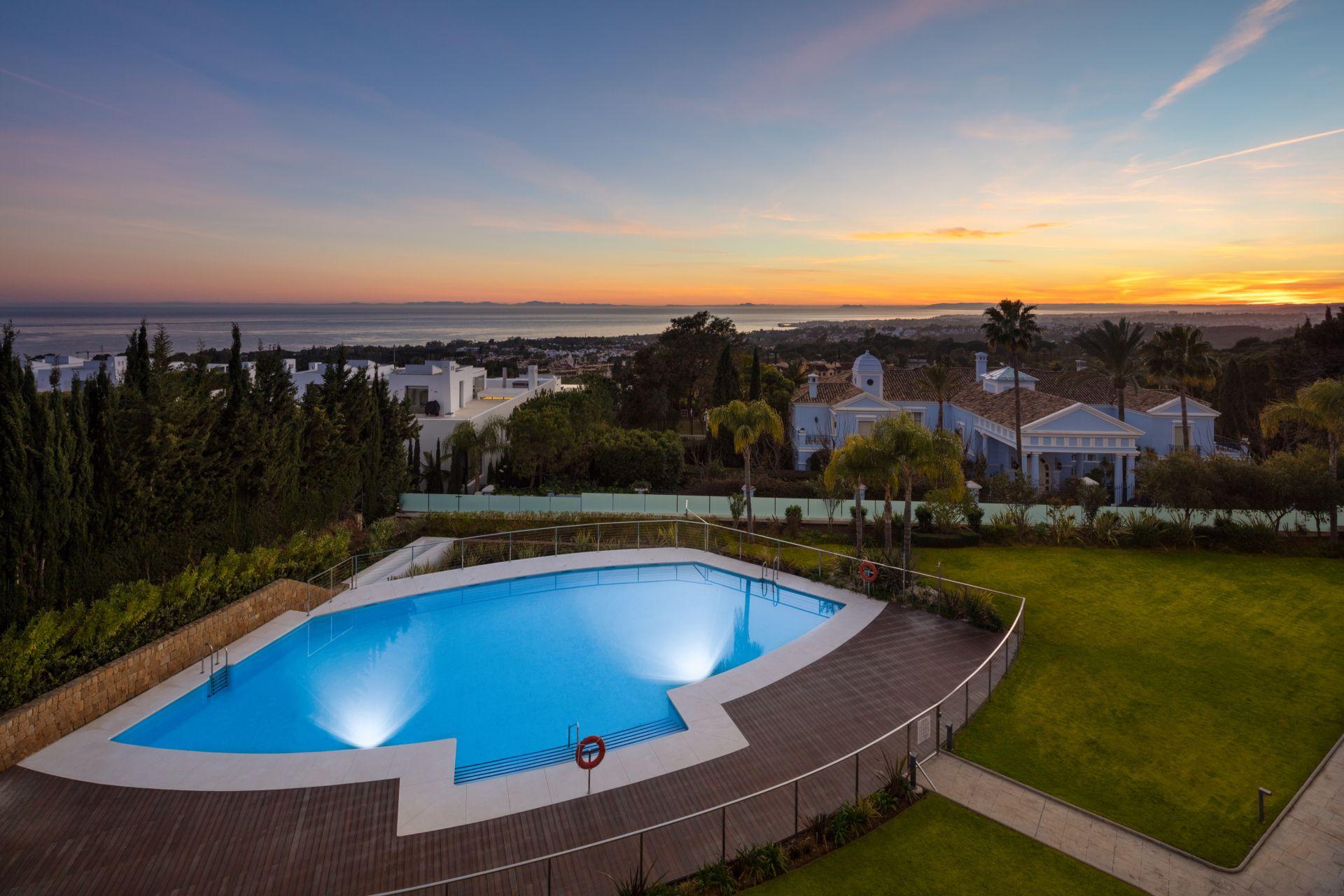 Penthouse  in Reserva de Sierra Blanca, Marbella Golden Mile, Marbella