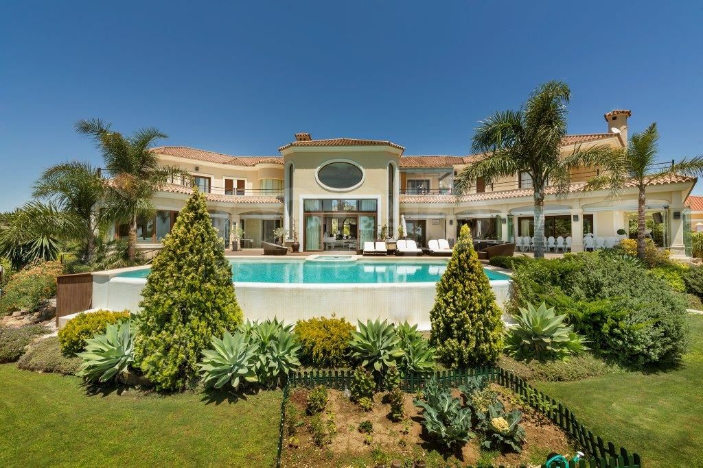 Villa til salg i Sotogrande Alto