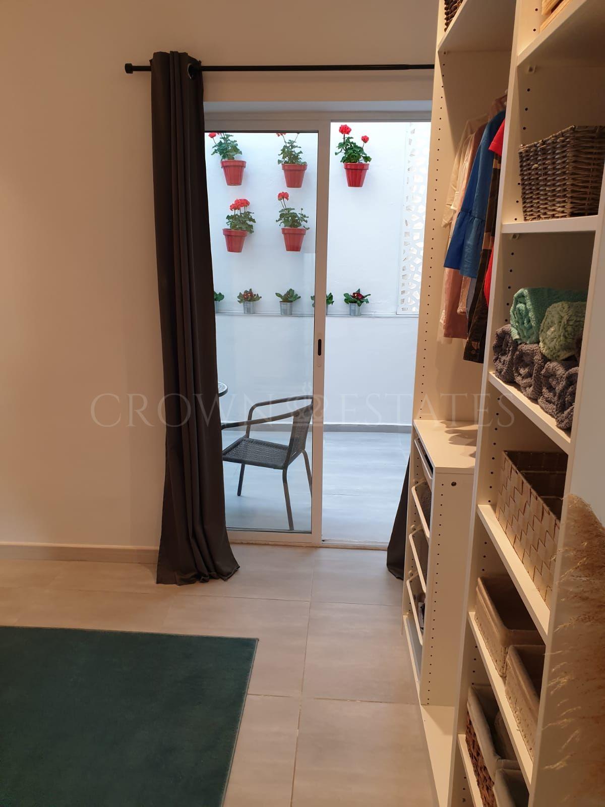 Apartment for sale in S. Pedro Centro, San Pedro de Alcantara