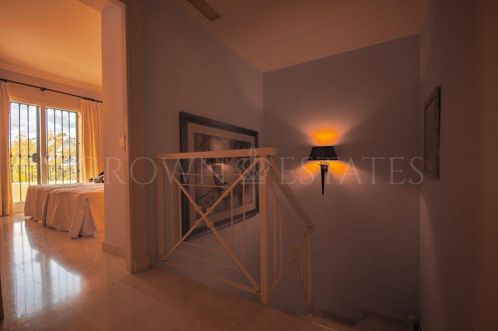 Spacious 3 Bedroom Corner Townhouse in la Quinta, Benahavis