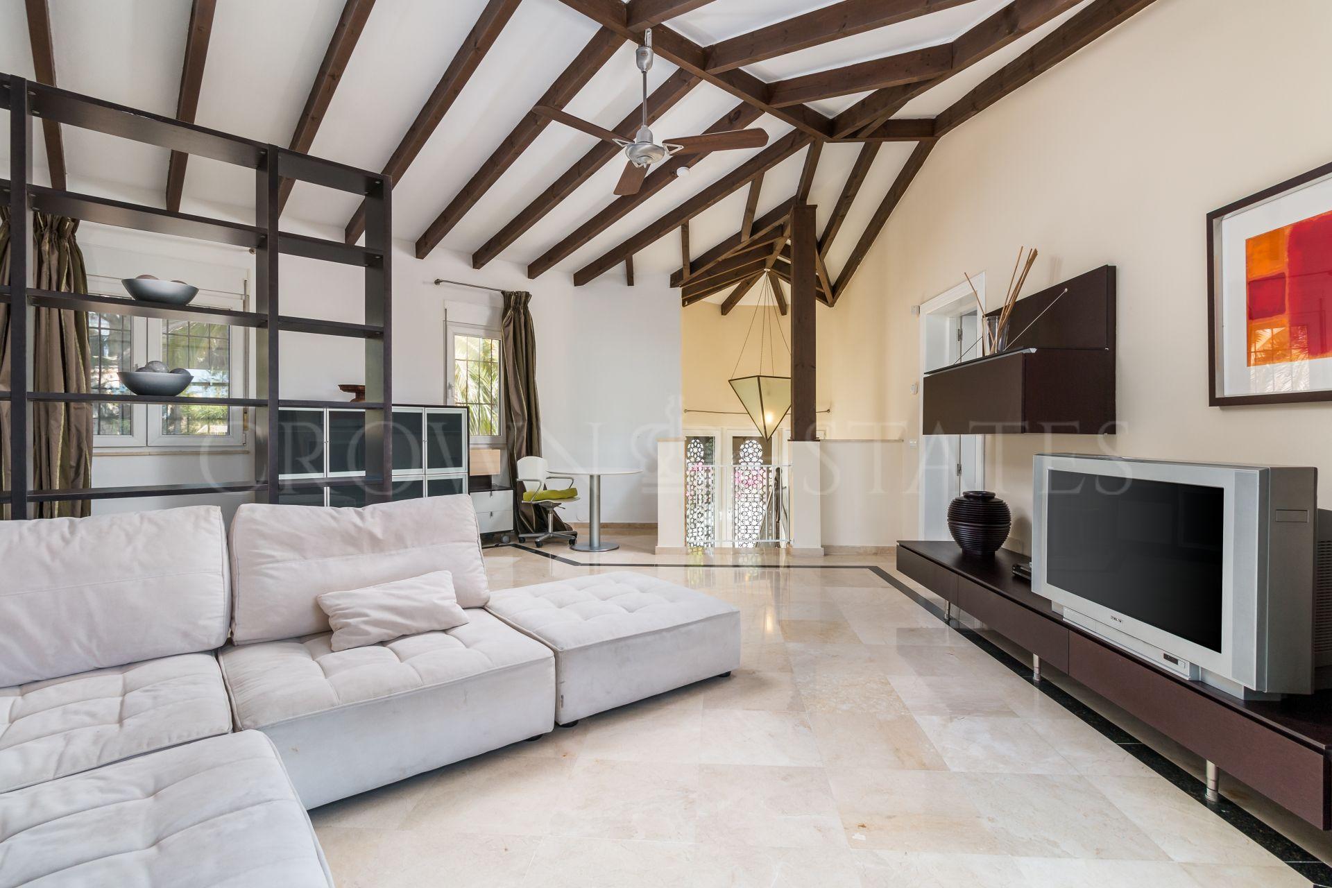 Beautiful Andalusian Villa on the Golfcourse