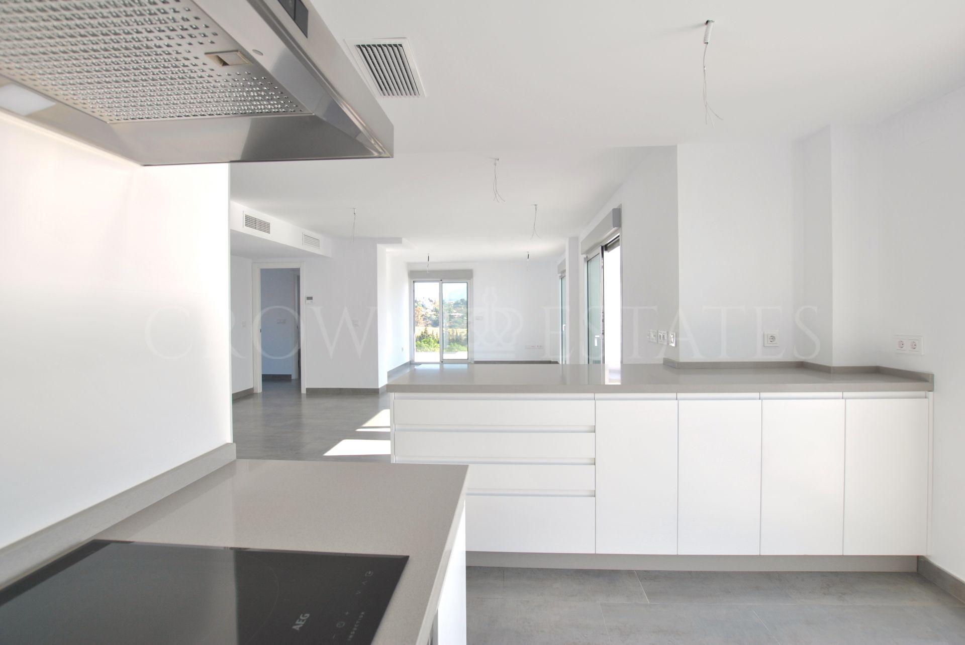 Duplex Penthouse for sale in Atalaya, Estepona