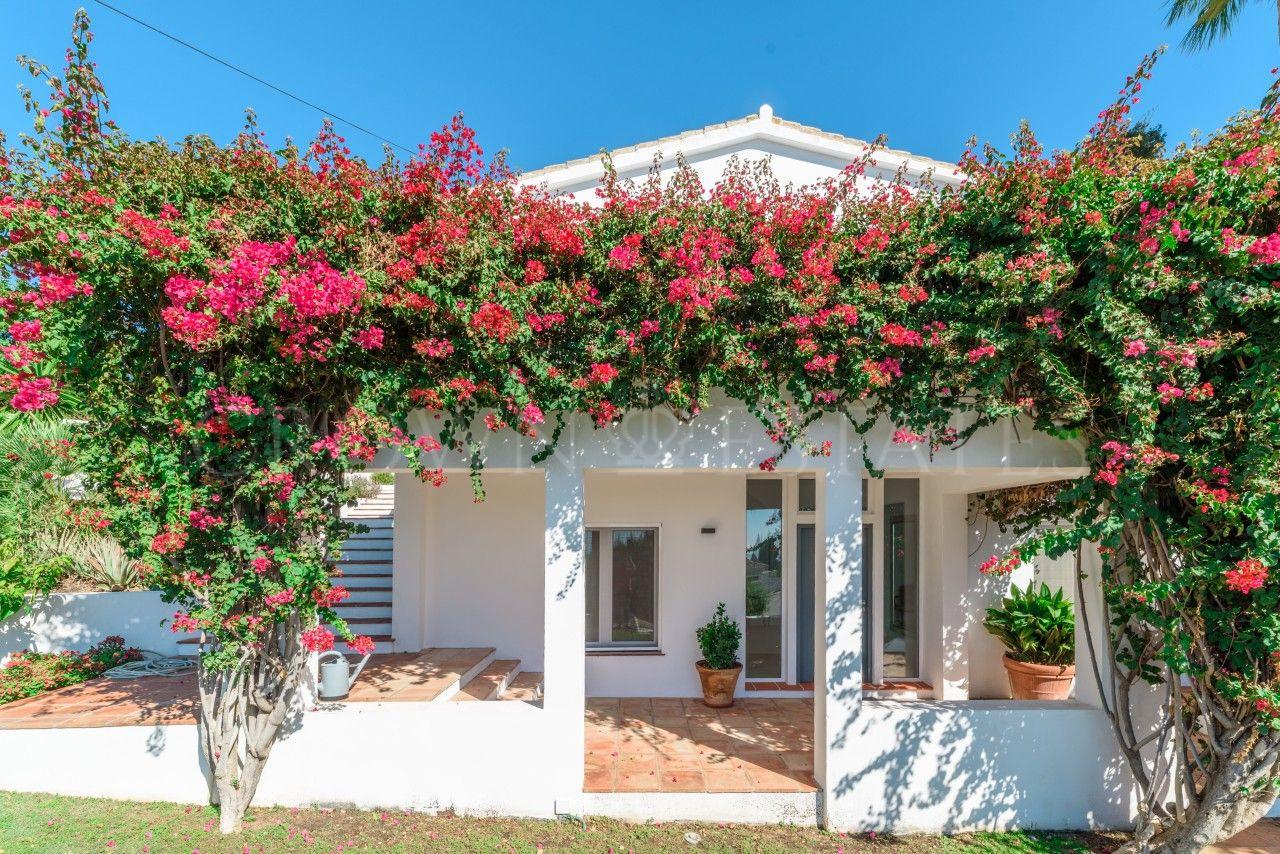 Elegant villa in El Rosario,Marbella