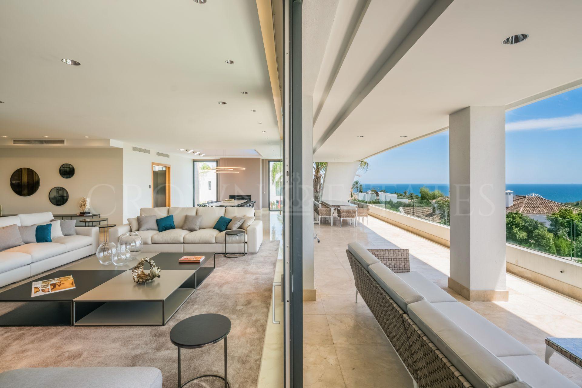 Magnificent, Immaculate Duplex Penthouse, Reserva de Sierra Blanca, Marbella Golden Mile