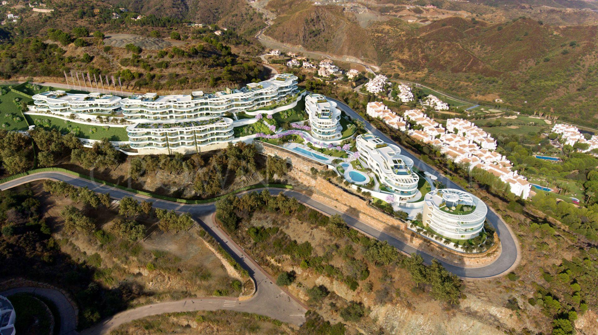 New modern development in Benahavis