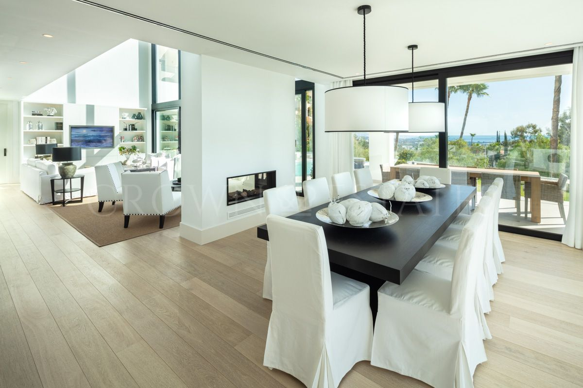Brand new villa in Benahavís