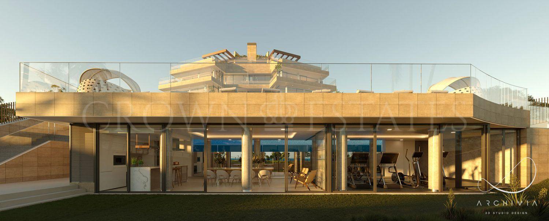 Apartment for sale in Estepona