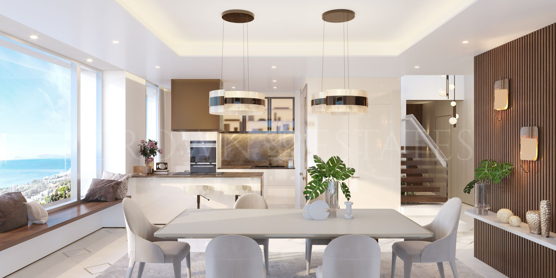 New Penthouses and Apartments in the Heart of Marbella's Golden Mile