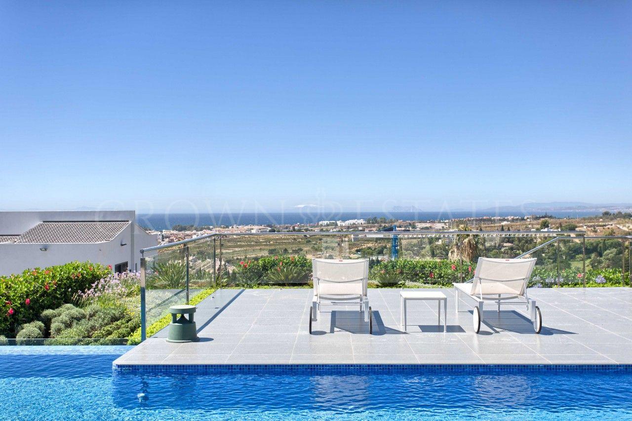 Spectacular top quality contemporary villa.