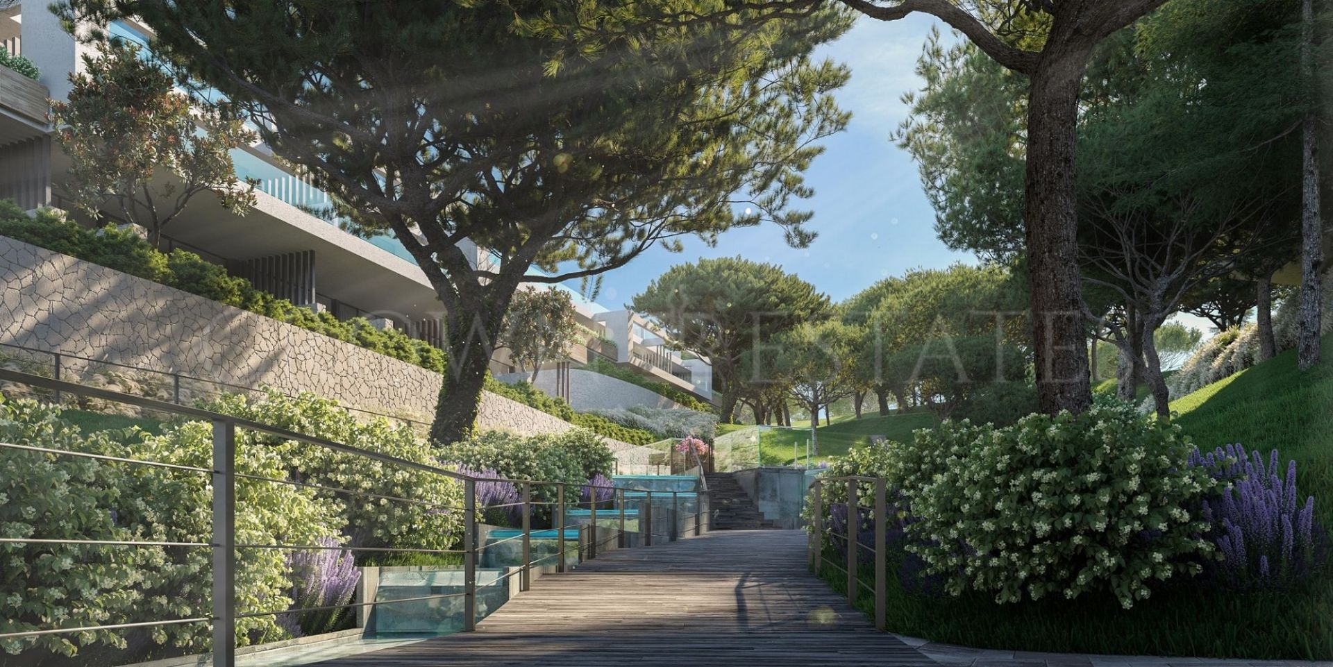 A Boutique Development of 44 Luxury Apartments & Penthouses Nestled in the Pine Trees of Cabopino.