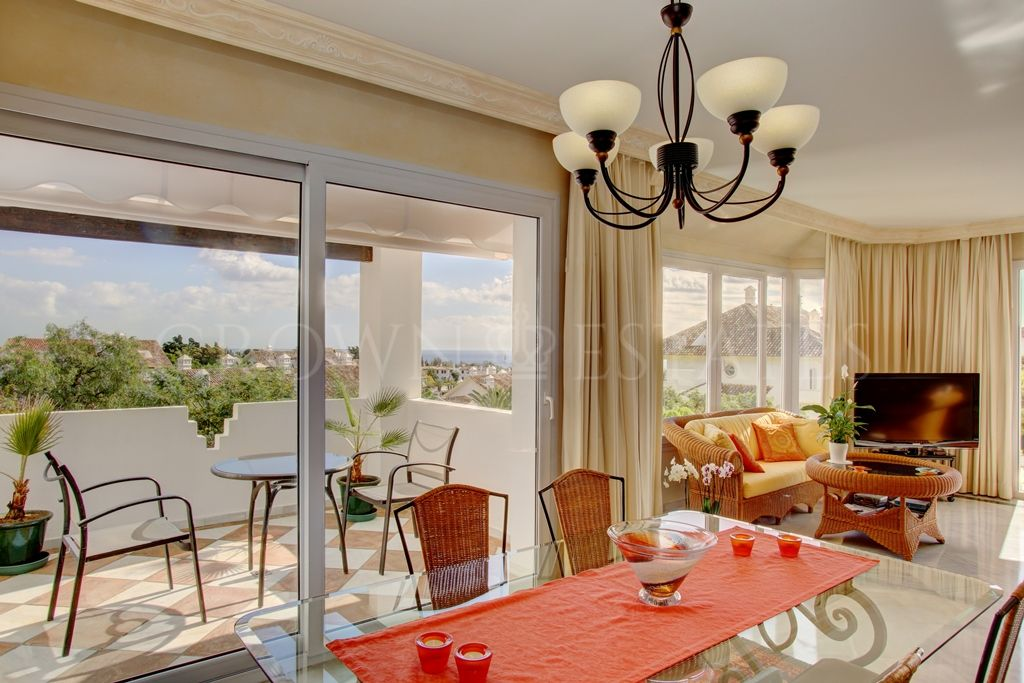 Spacious apartment in Monte Paraiso on the Golden Mile