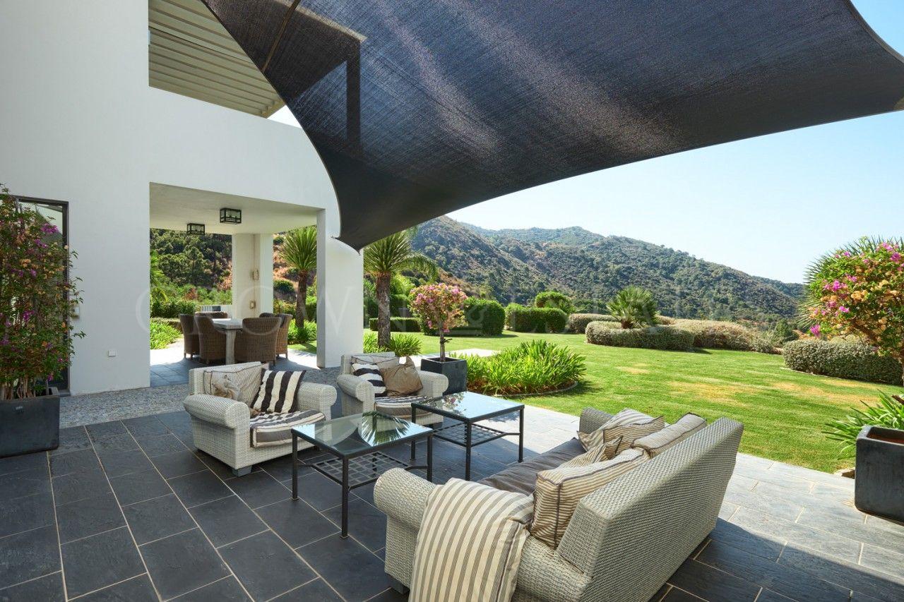 Villa for sale in Monte Mayor, Benahavis