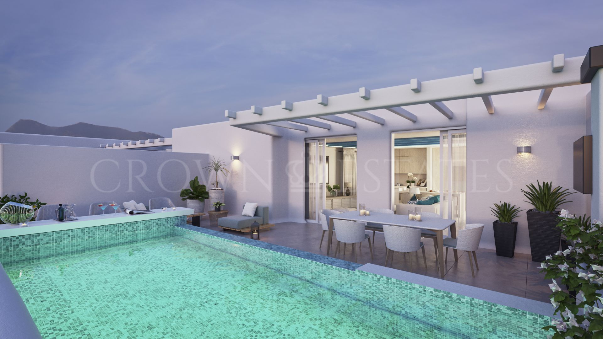 Excellent project in the historic center of the city of Marbella