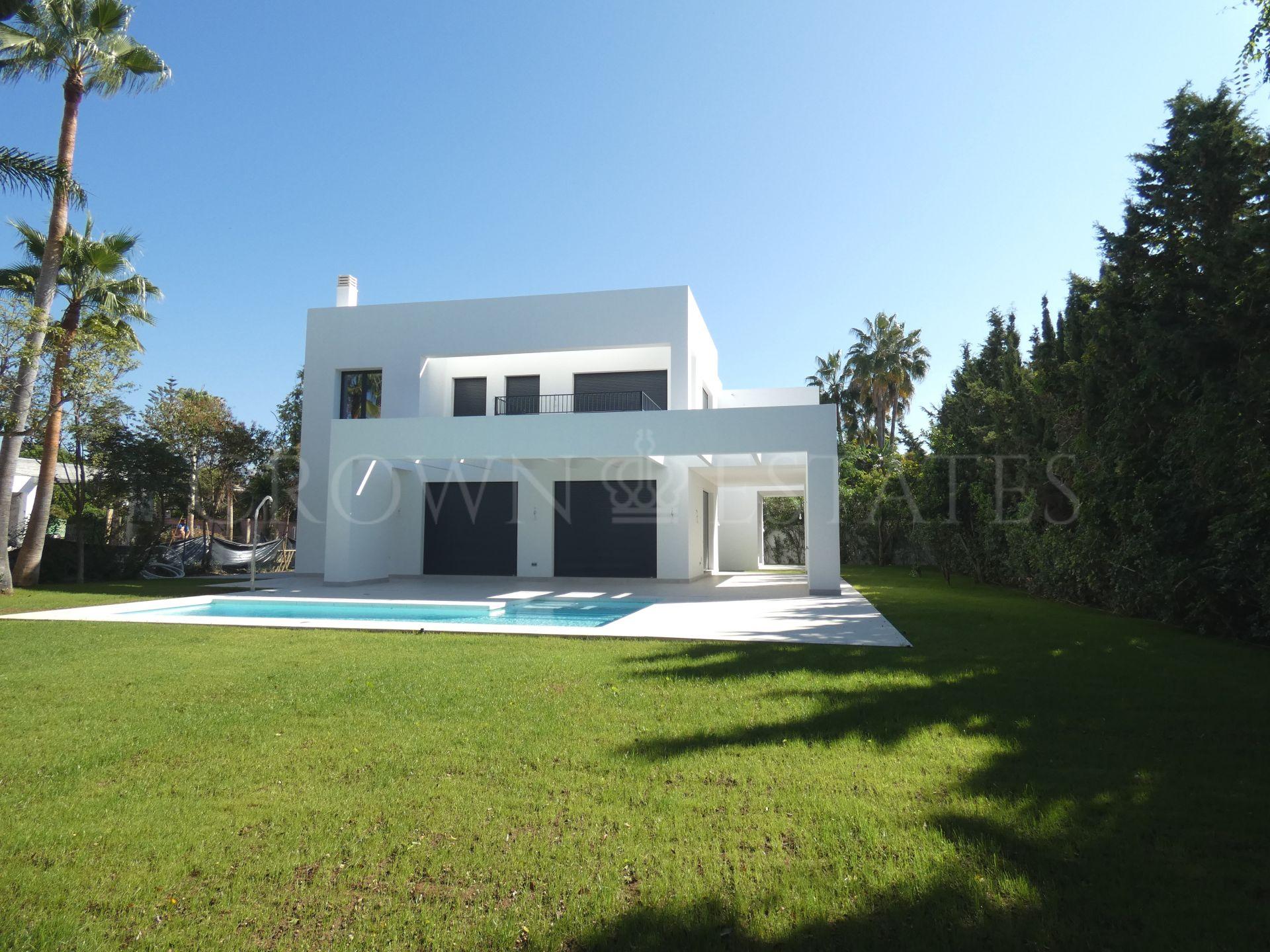 Fantastic New Modern Villa