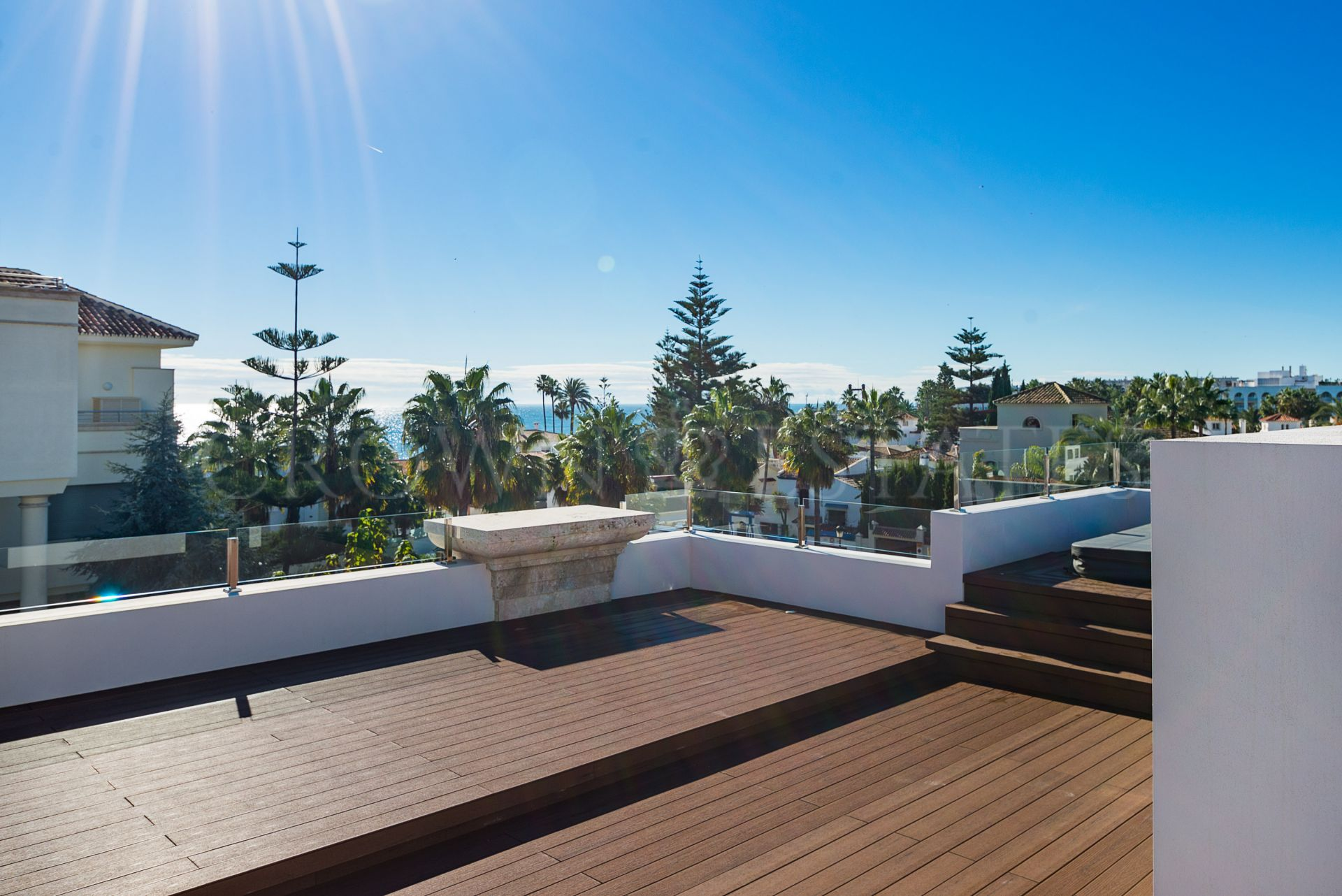The best new build high end luxury villas on Golden Mile,Marbella