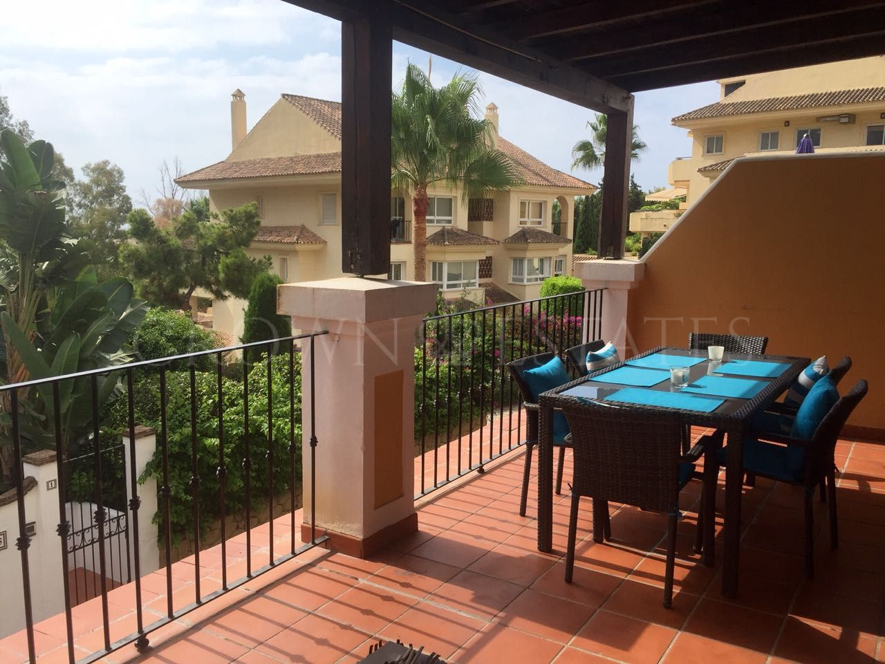 Town House for rent in Solana de Nagüeles, Marbella Golden Mile