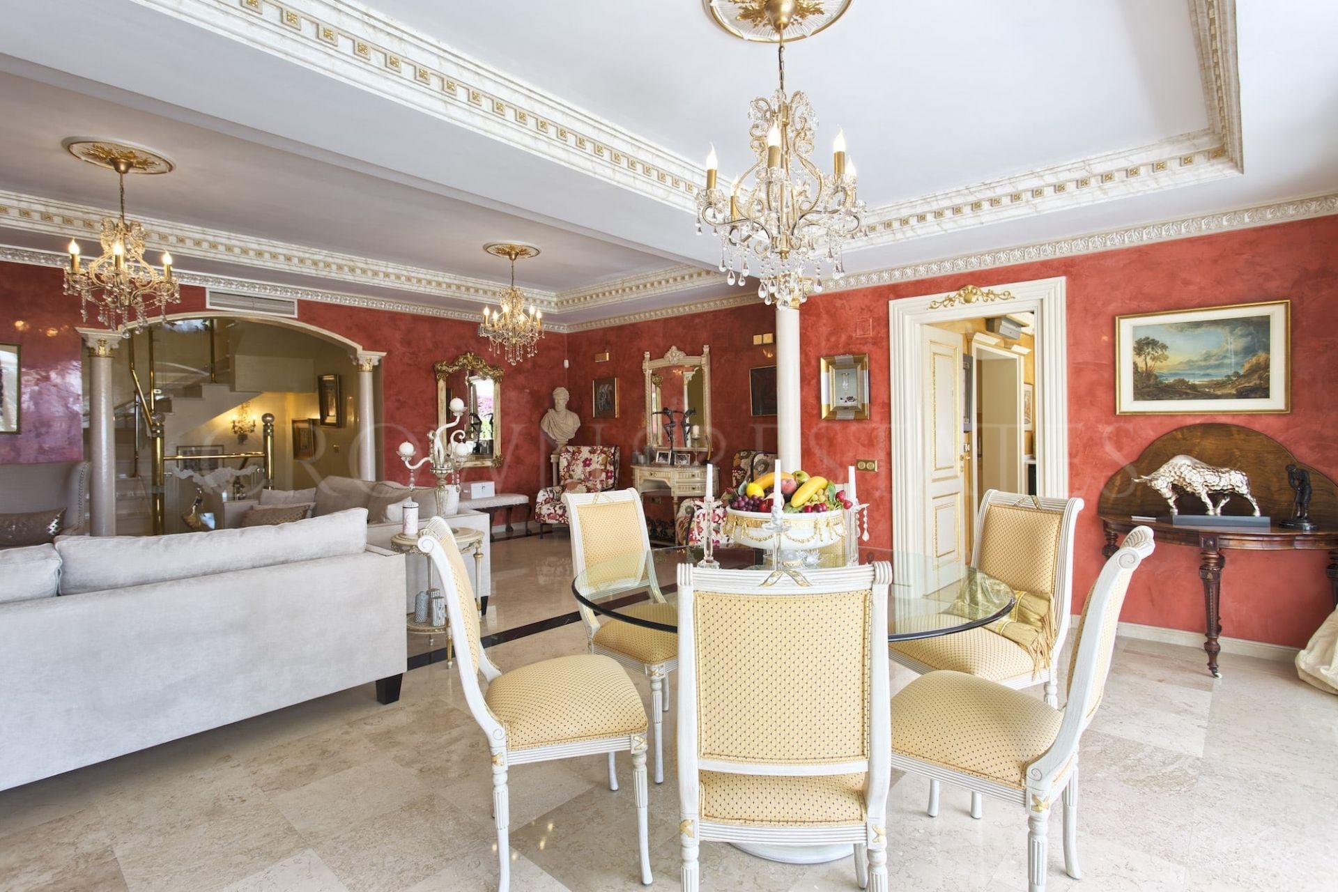 Villa for sale in Nagüeles, Marbella Golden Mile
