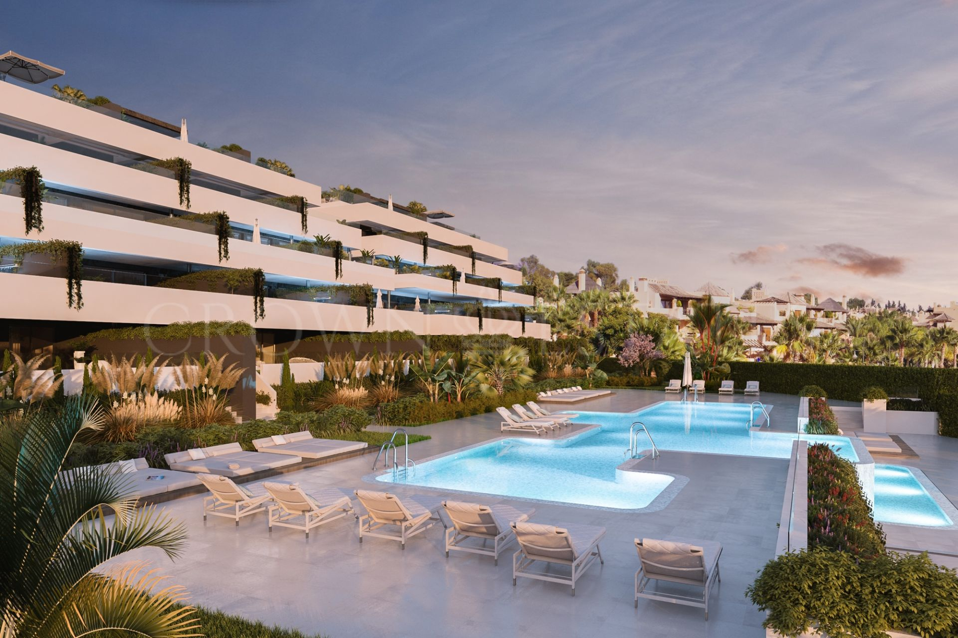 Apartment for sale in New Golden Mile, Estepona