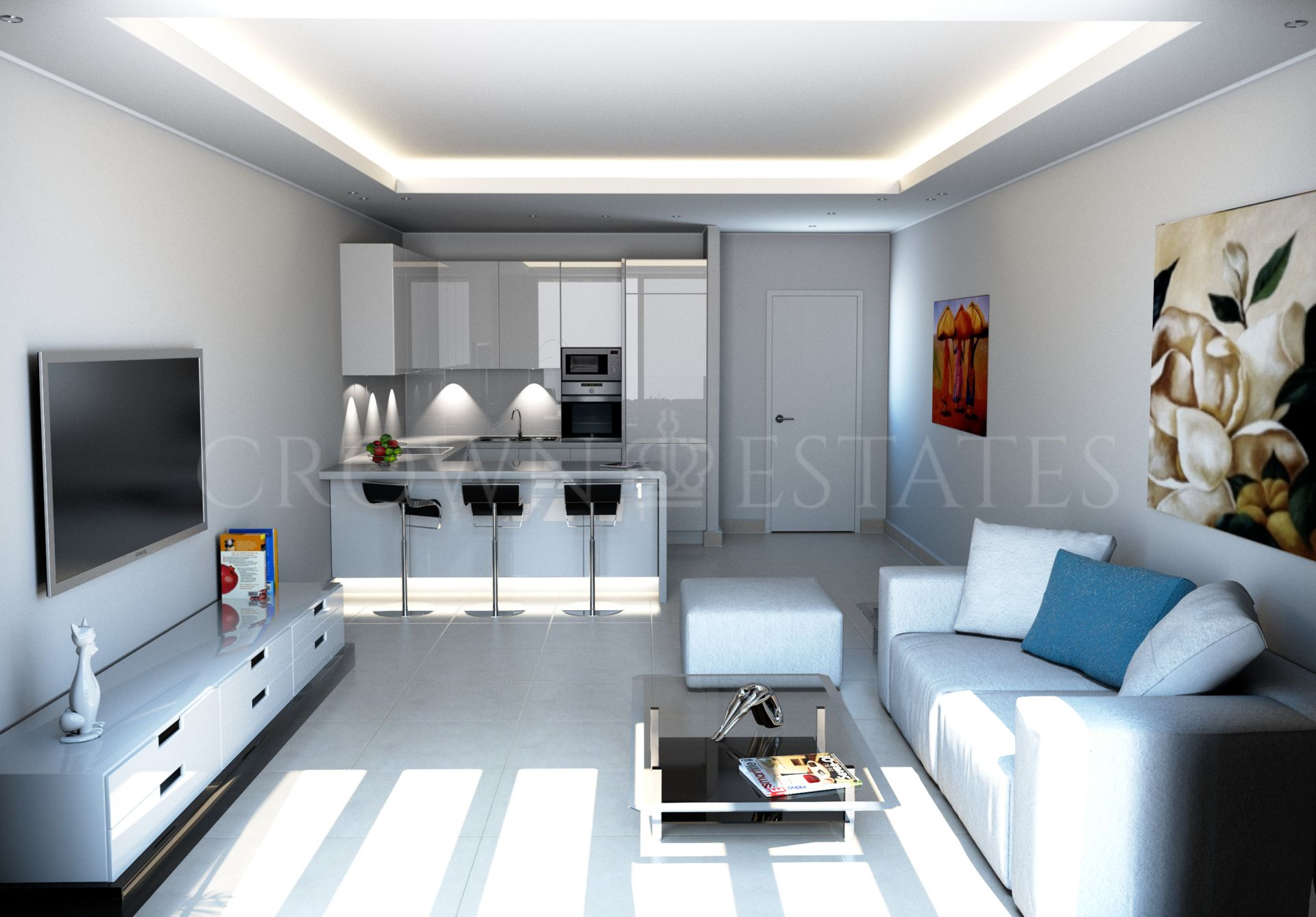 Apartment for sale in Cerros del Aguila, Mijas Costa